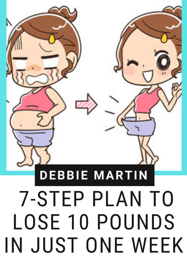 How to lose 10 pounds in a month! These 5 things have actually helped me in the past, whenever I nee...