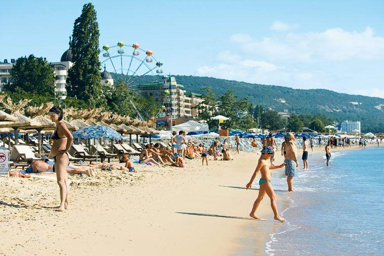 Varnan Kultahietikko - Bulgaria - Aurinkomatkat