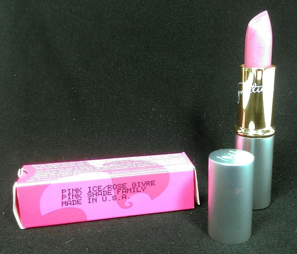 Mary Kay Signature Creme Lipstick - Pink Ice - MK Box Retired #MaryKay