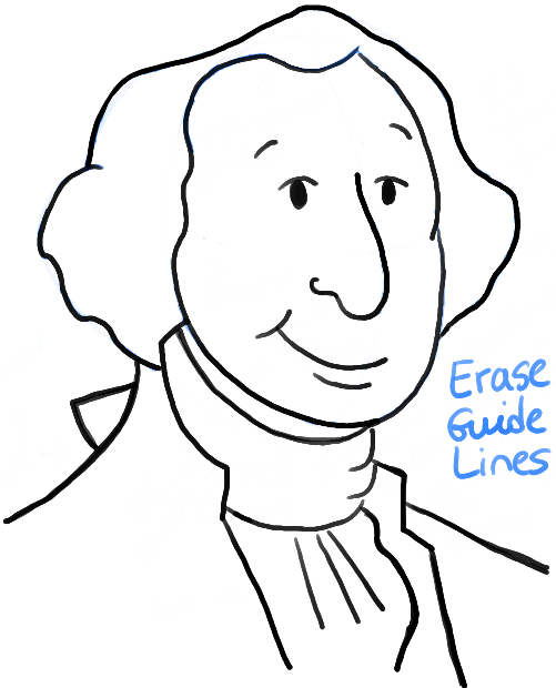 George Washington Drawings | Fine Art America