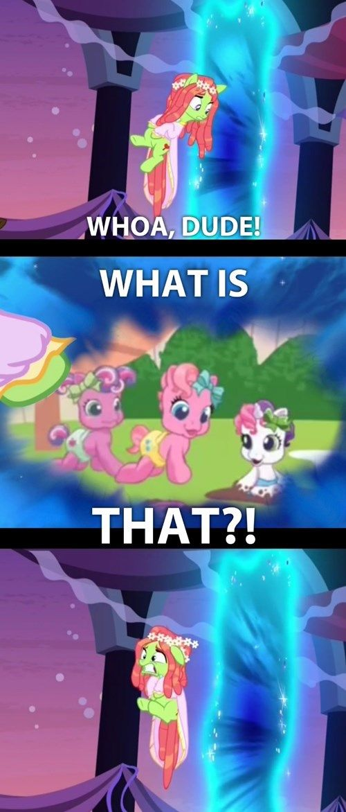 This Could be Worse... | My little pony friendship, My little pony ...