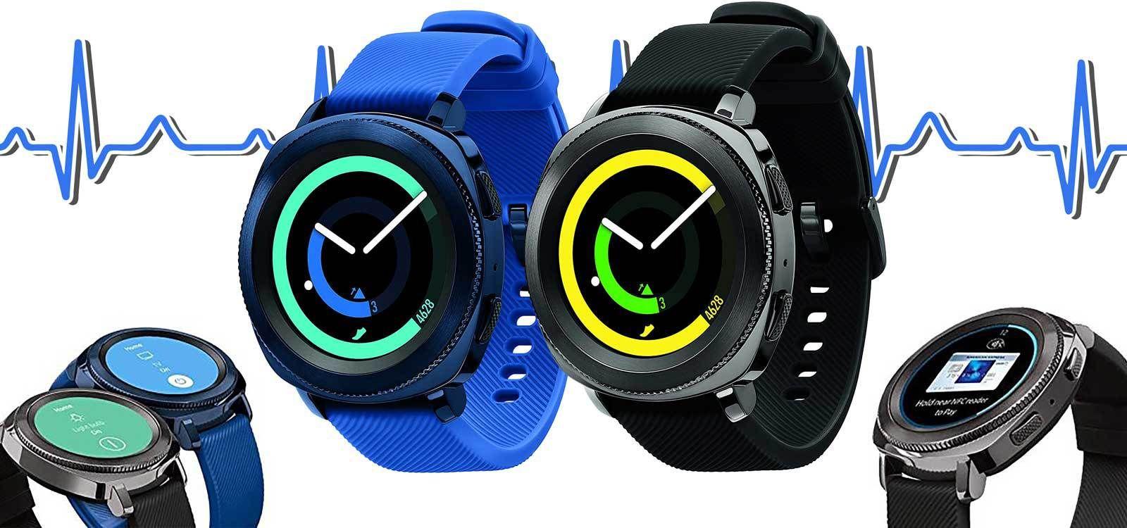 Samsung Gear Sport The Ultimate Fitness Smartwatch