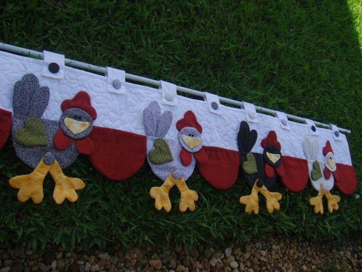 Cortinas infantiles patchwork quilt