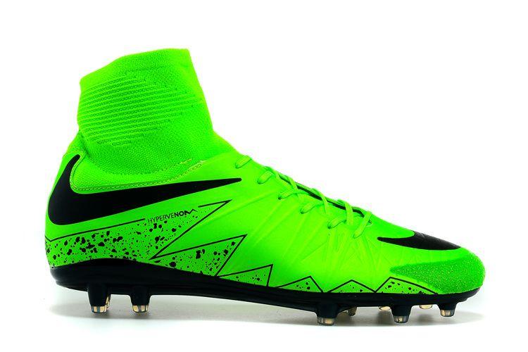 New Shoes Nike HyperVenom Phantom II FG Football Cleats Yellow Black Orange  | FT | Pinterest | Football cleats, Cleats and Yellow black