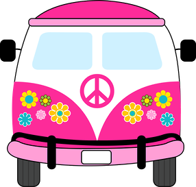 hippy clipart 005 png 286 273 pixels 60 s party pinterest rh pinterest com hippie clip art images hippie clipart black and white
