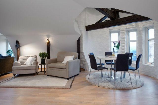 Einrichtung Ideen Essplatz gemütliche Sitzecke gestalten | Wohnung ...