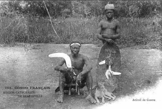 Shields - Congo Francais