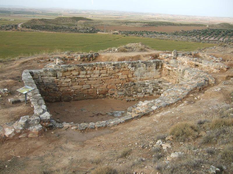 Asentamiento íbero-romano de El Palao, Alcañiz
