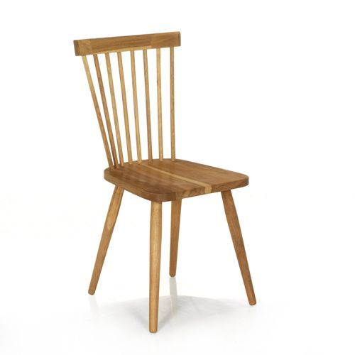 chaise vintage naturelle cleo alinea