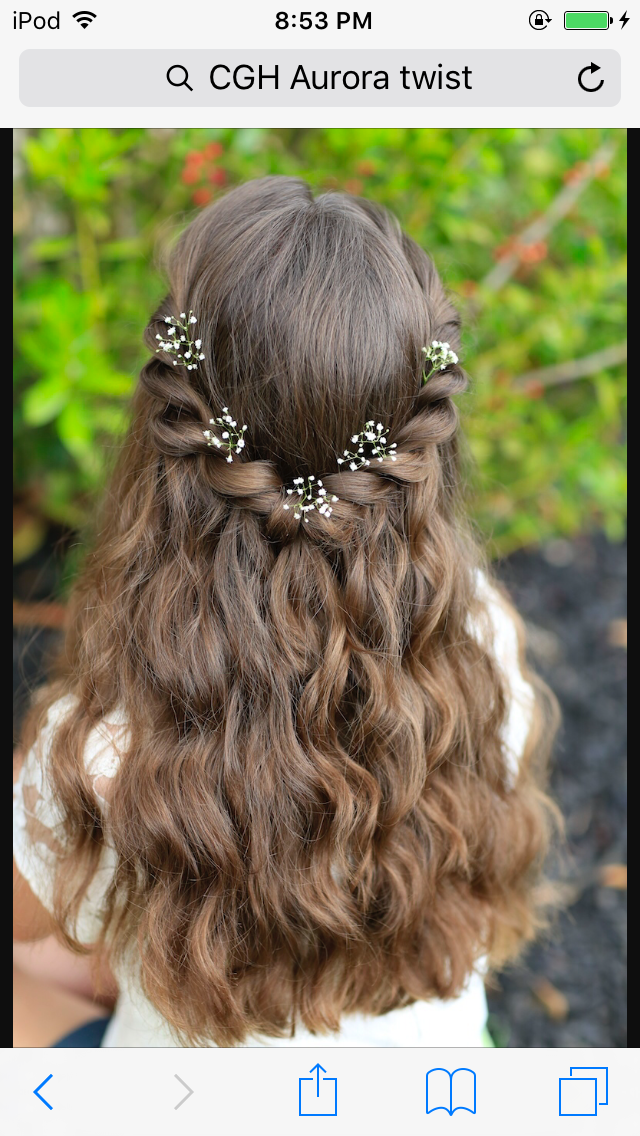 This Is Such An Easy Hairstyle Youtube Cute Girls Hairstyles The