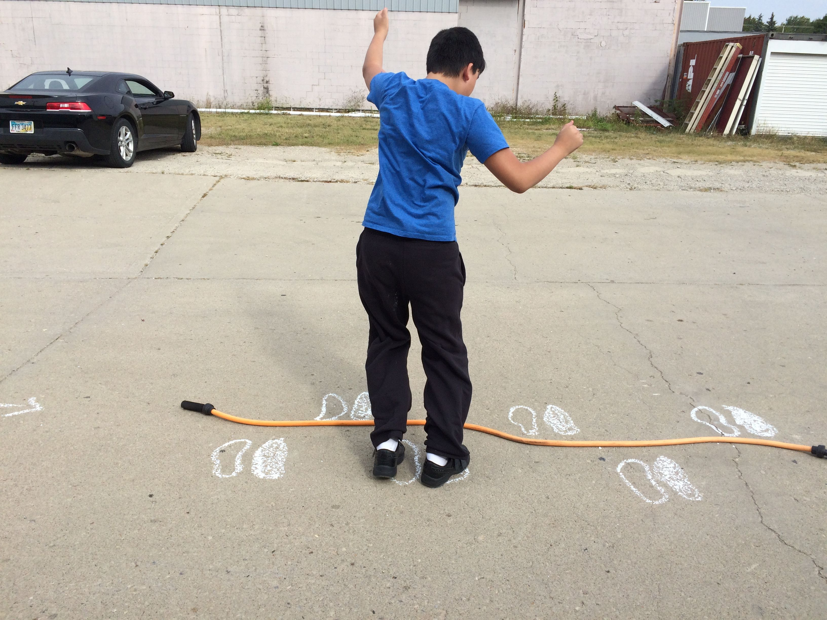 Reintroducing the Jump Rope The First 6 Weeks Onderwijs