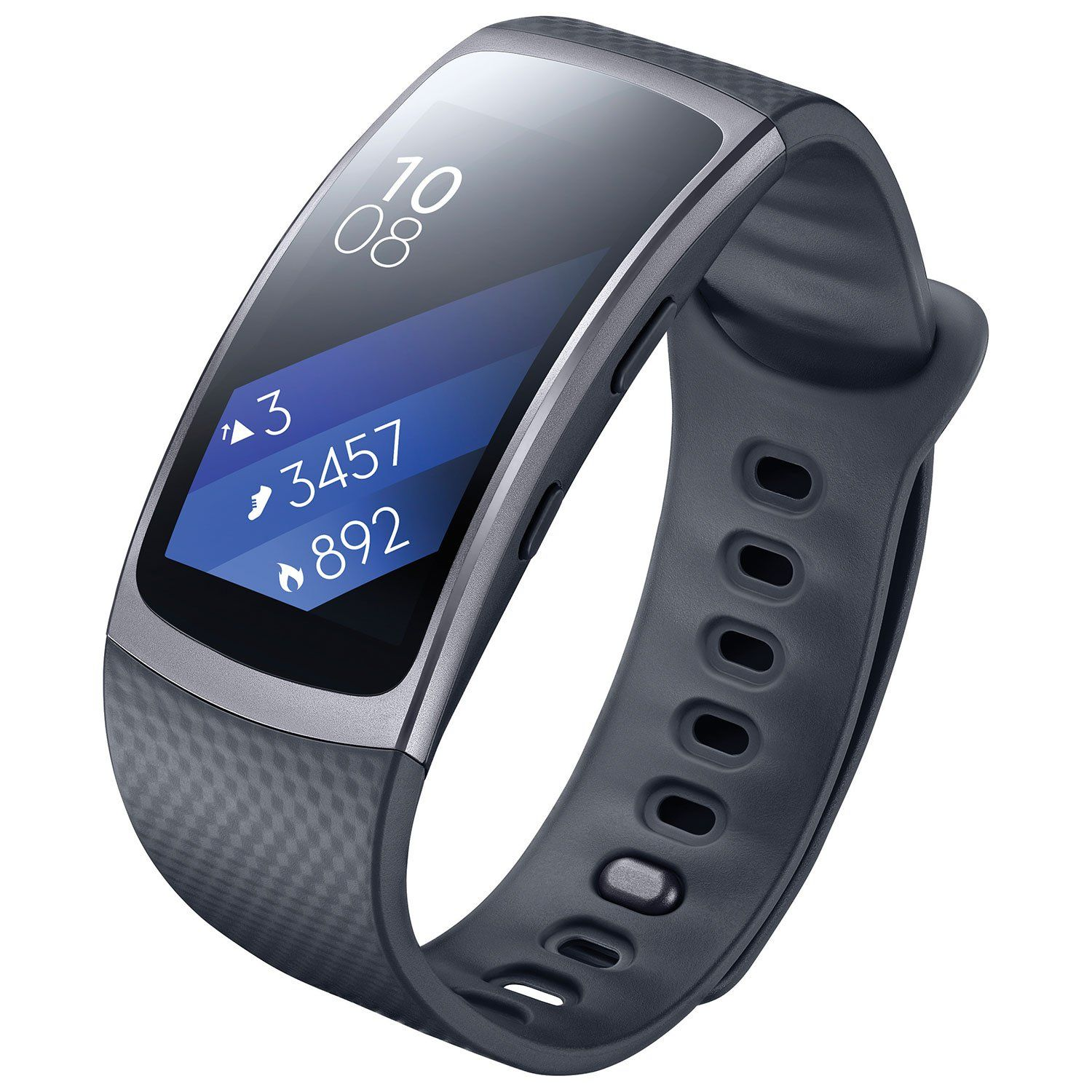 SAMSUNG Gear Fit2 SMR360 Sports Band Smartwatch / iPhone