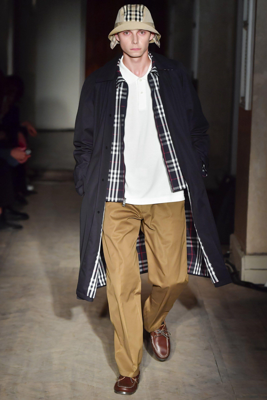 377e2fa4a35 Gosha Rubchinskiy Spring 2018 Menswear Collection Photos - Vogue