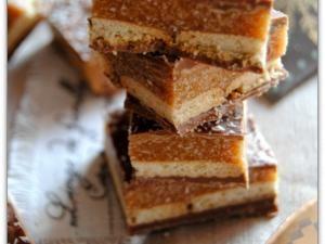Carrés Samoa {chocolat, coco et caramel} • Hellocoton.fr