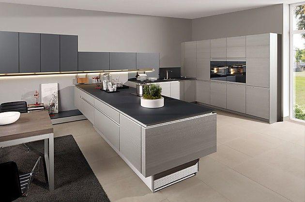 Küchen U Form Mit Kochinsel | arkhia.com | {Designer küchen mit insel 25}