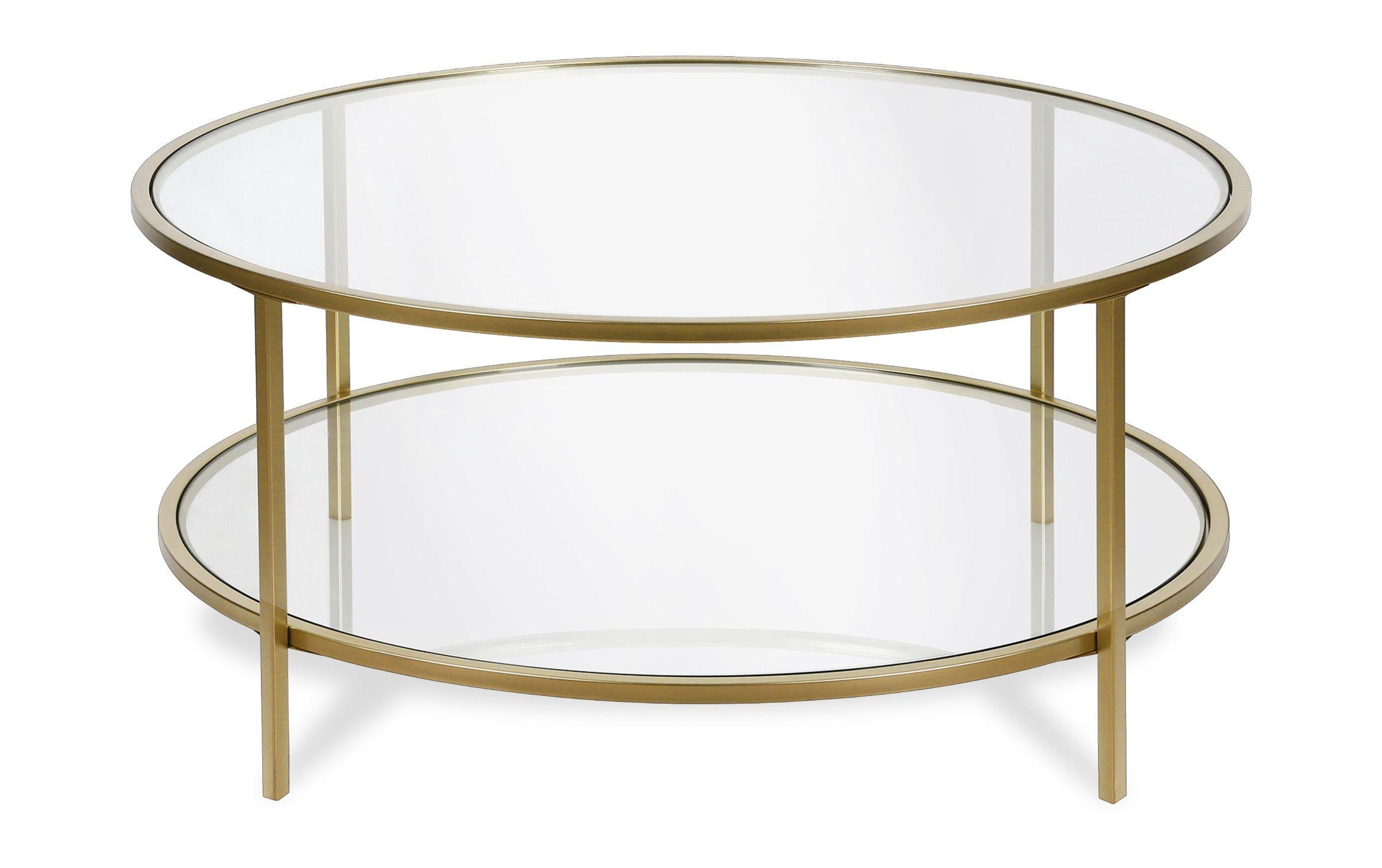 Linda Nickel Coffee Table Coffee Table Gold Coffee Table Gold Glass Coffee Table [ 1467 x 2336 Pixel ]