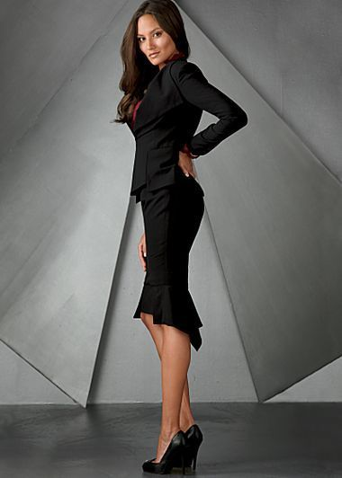 Inspiration Look By Lolobu What A Great Sexy Business Suit