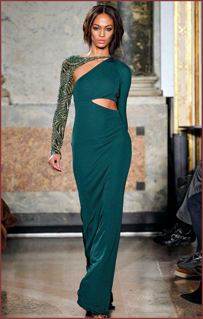 Emilio Pucci Fall 2011 Ready-to-Wear Fashion Show - Joan Smalls