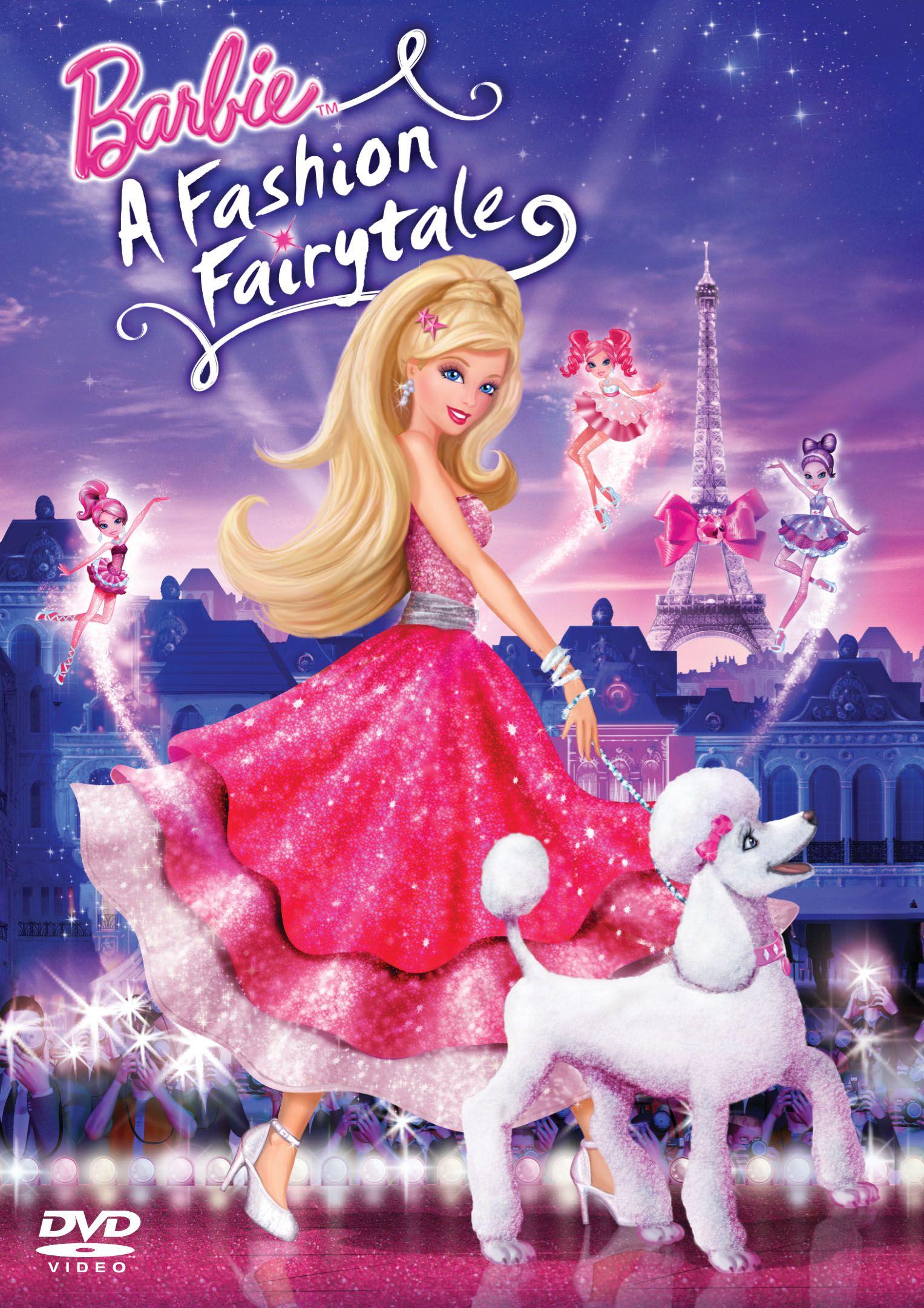 Barbie la Magie de la mode