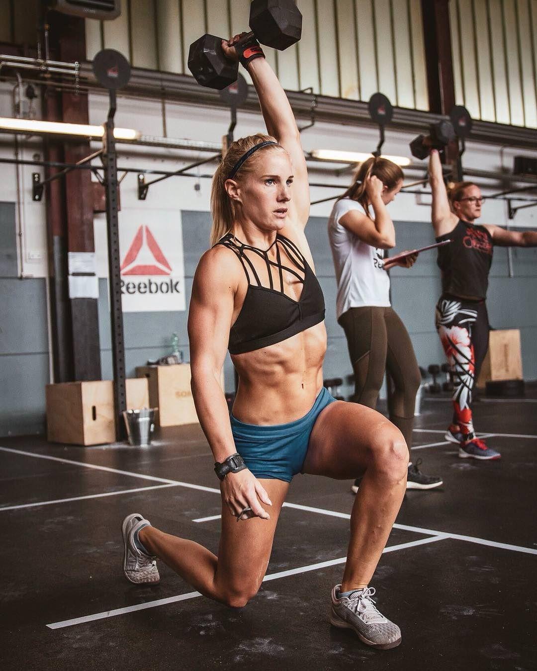 Malin Pettersson #crossfit #girls #cross #fit #fitness | Crossfit girls, Crossfit  girl, Fitness inspiration