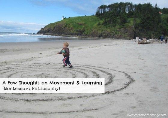 What is Montessori? {Movement}