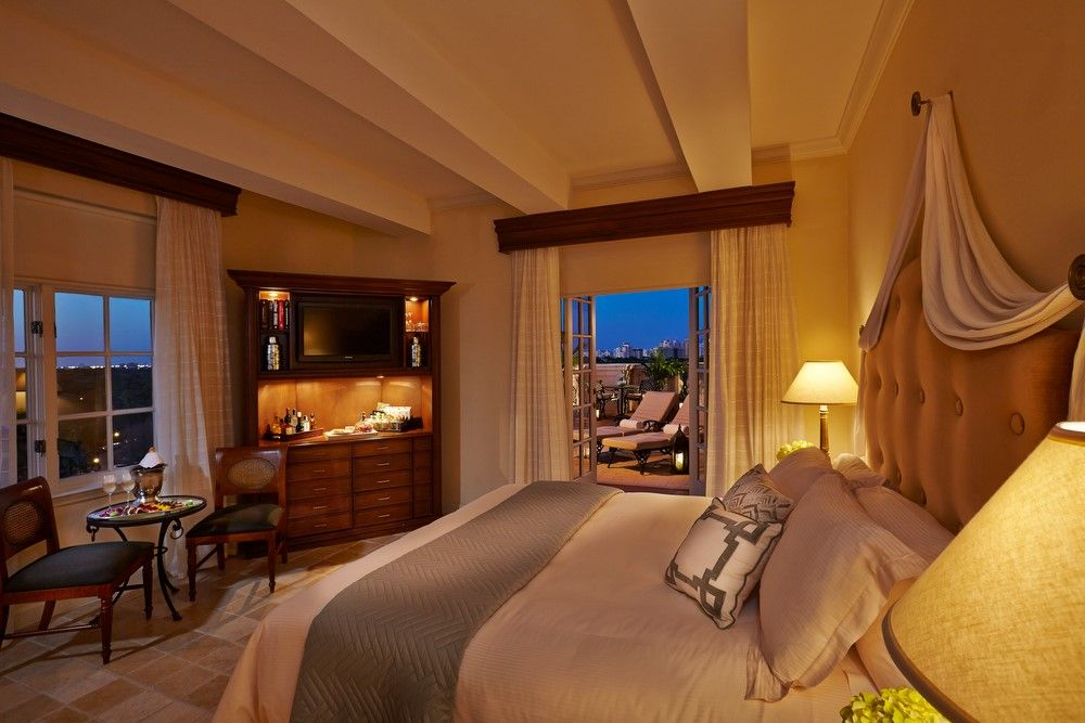 Our Lavish Terrace Suite With Golf Views At The Biltmore Hotel
