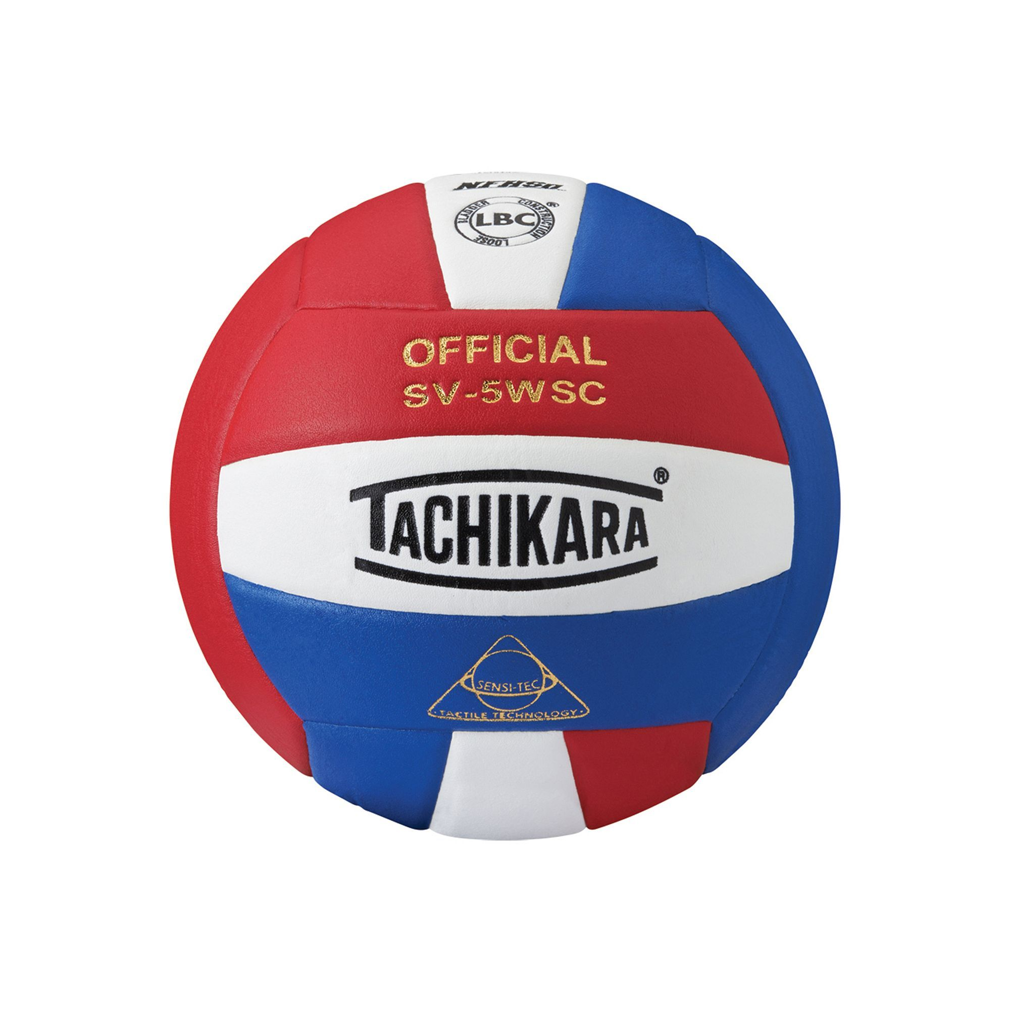 Tachikara Official Sv5wsc Microfiber Composite Leather Volleyball Volleyball Tachikara Volleyball Navy White