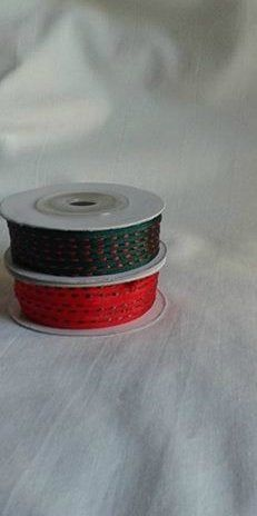 HOLIDAY SPECIAL... 2 Thin Ribbon Spools...1/8