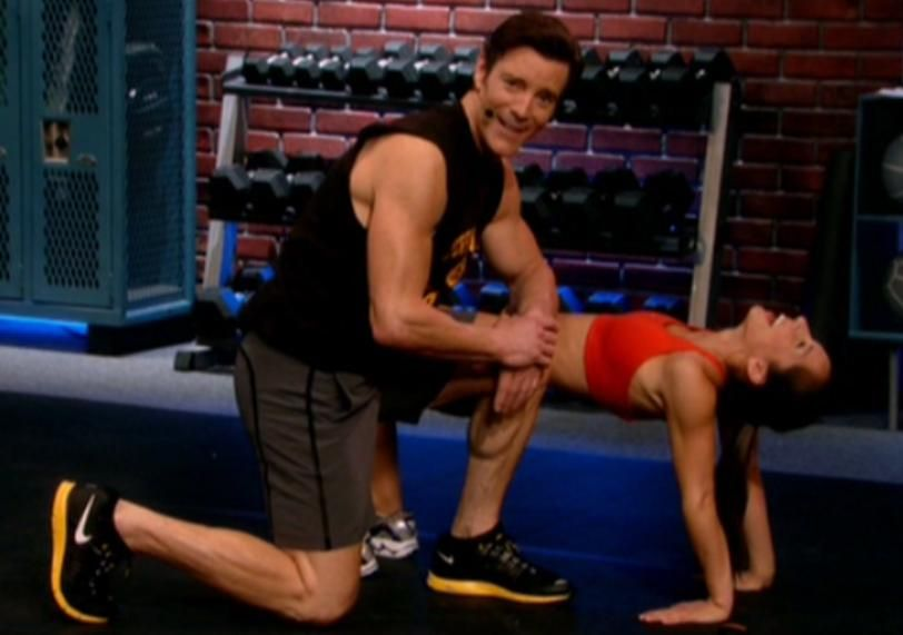 P90x for mature adults