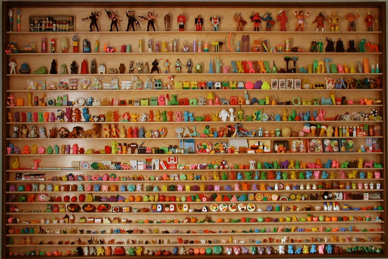 My Eraser Collection Eraser Collection Displaying Collections Eraser