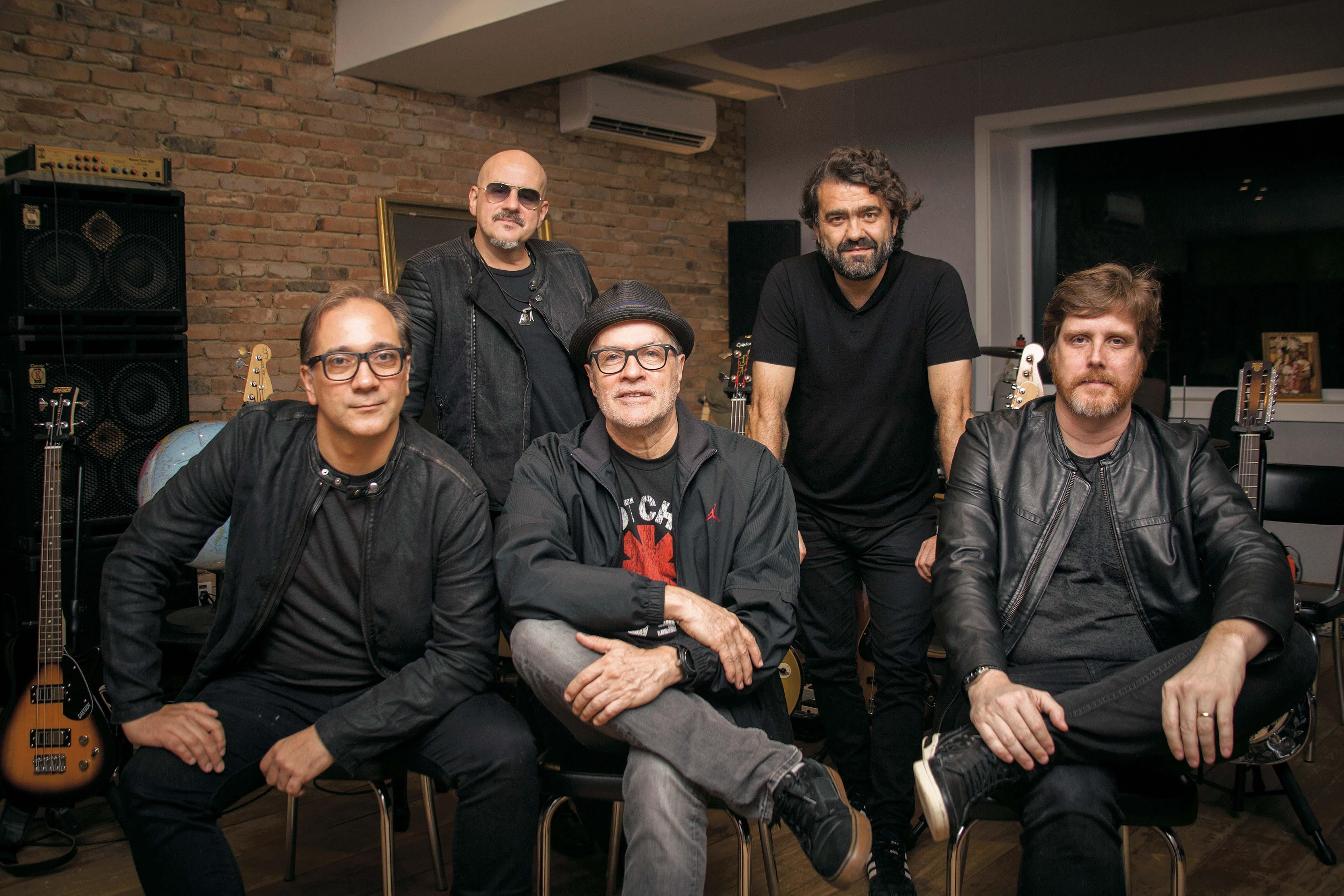 ANTRO DO ROCK: Sem Parar no Tempo