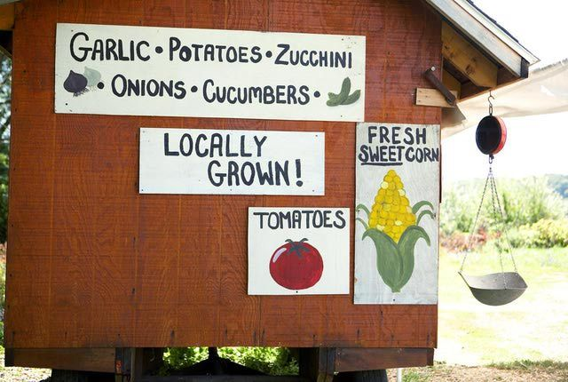 See What You've Been Missing - Why Eating Local Foods Absolutely Rocks: Local Foods Are Fresher (and Taste Better)