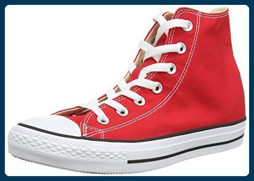 Unisex-Erwachsene Hohe Sneakers Damen Converse Chuck Taylor All Star