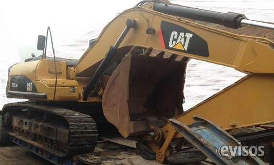 Excavadora Hidraulica Caterpillar 325dl Monster Trucks Vehicles Trucks