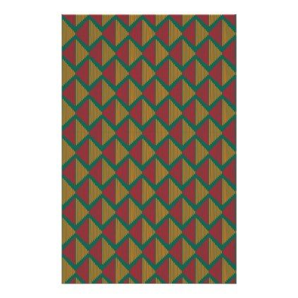 pattern K Stationery - paper gifts presents gift idea customize