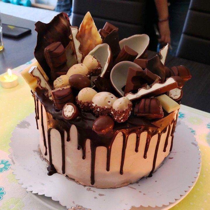 ueberraschungsei torte rezept kuchen