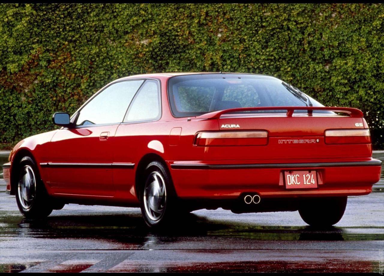 Katalog 1990 Acura Integra Acura Integra Acura Cars Acura