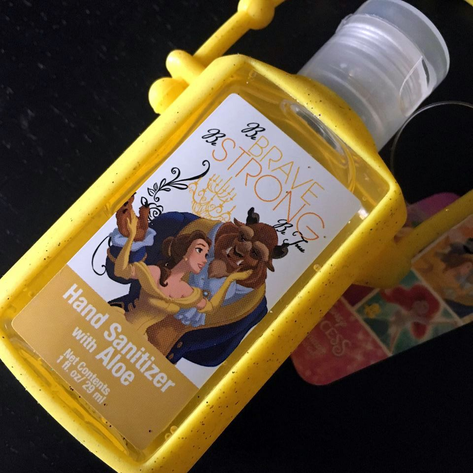 Disney Princess And Marvel Hand Sanitizers For The Whole Family