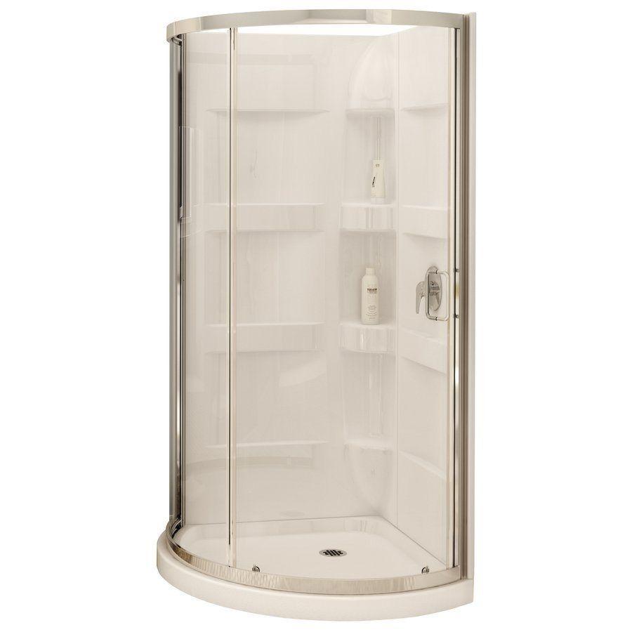 One Piece Fiberglass Shower Stalls Bathtub Shower Combination