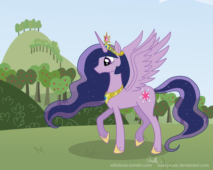 Princess+Twlight+by+BuzzyBuzz.deviantart.com+on+@deviantART