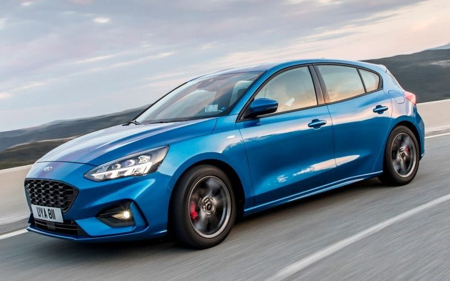 New Car Finance Options Explained Ford Focus Hatchback Ford