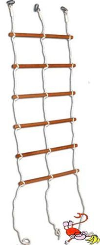 Climbing Rope Ladder Outdoor Playset Swingset Child S Play