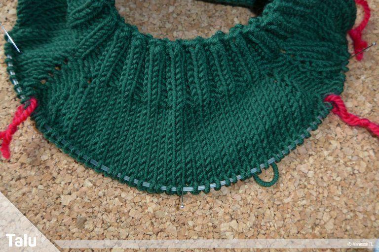 Photo of Knit raglan from above – RVO | DIY instructions for beginners – Talu.de  – Ragla…