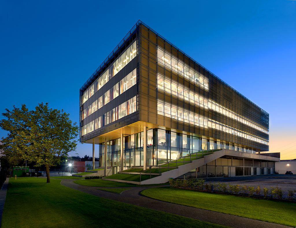 Kantoren en laboratoria in Nijmegen alle projecten