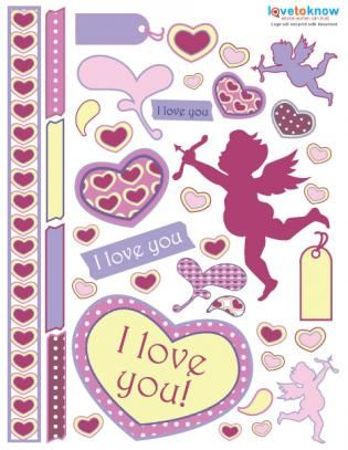 Free Printable Love Poems And Scrapbook Stuff Scrapbooking
