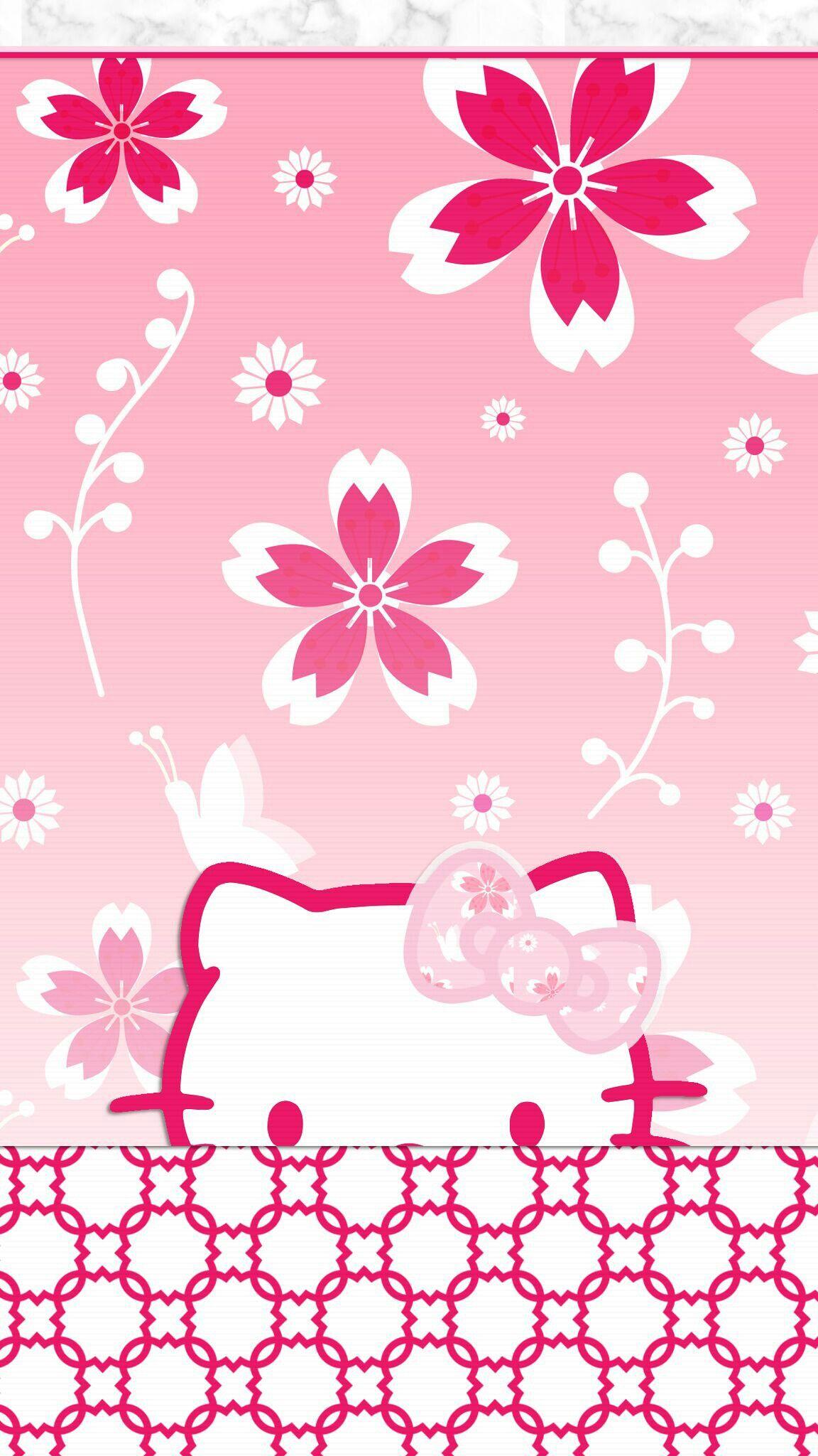 Cool Wallpaper Hello Kitty Floral - f79df0b050269e7692ed4e2cb72d27db  Trends_809689.jpg