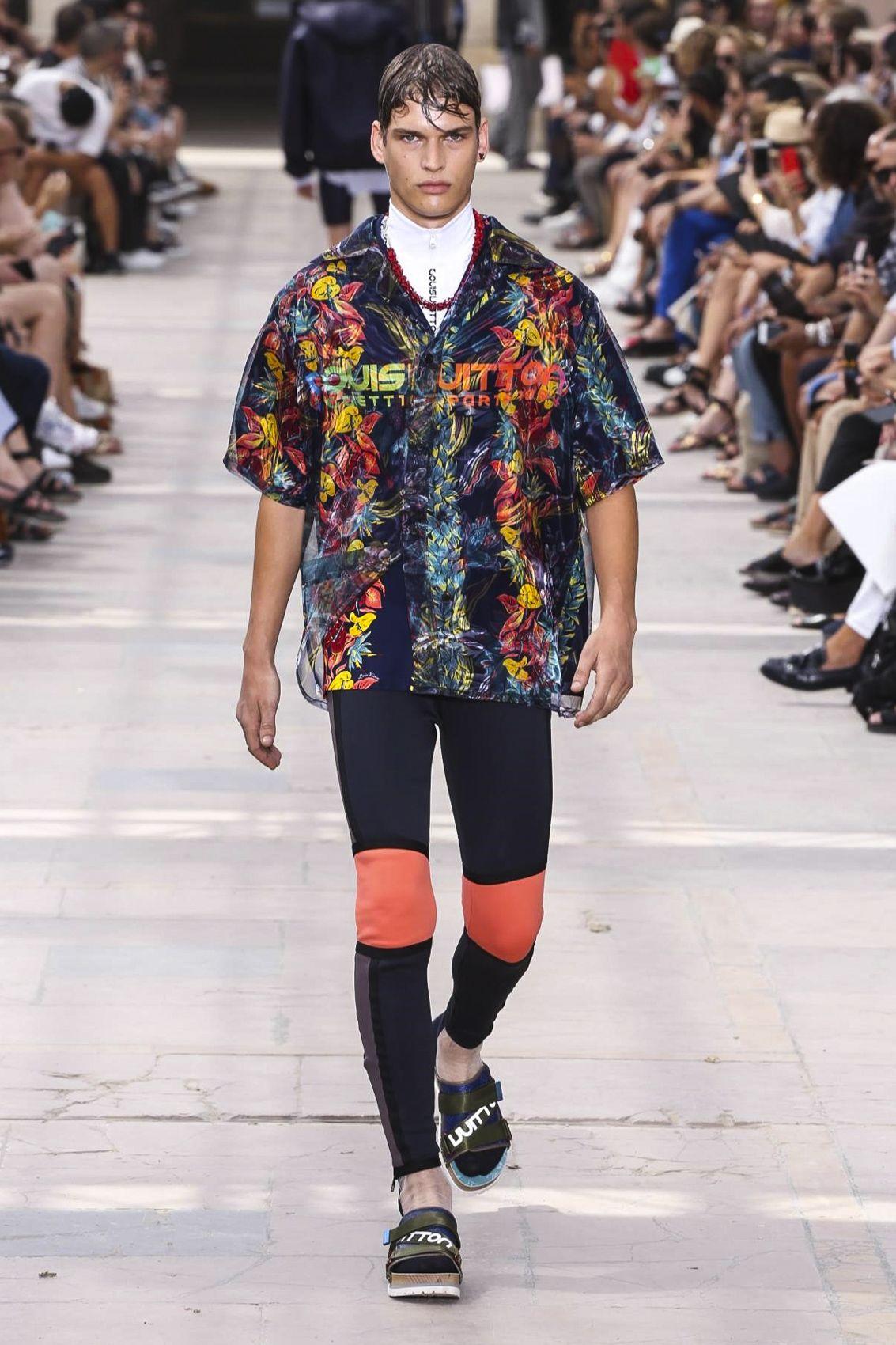 60f61845c37c Louis Vuitton Menswear Spring Summer 2018 Paris in 2019