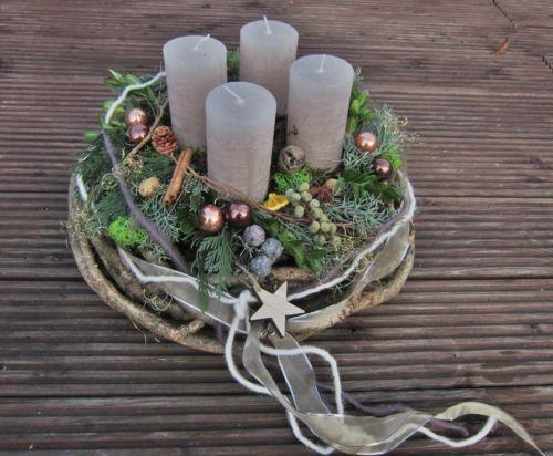 Photo of Advent wreath-fresh-or-durable-model choice-color … – #Advent wreathfrischoderh …