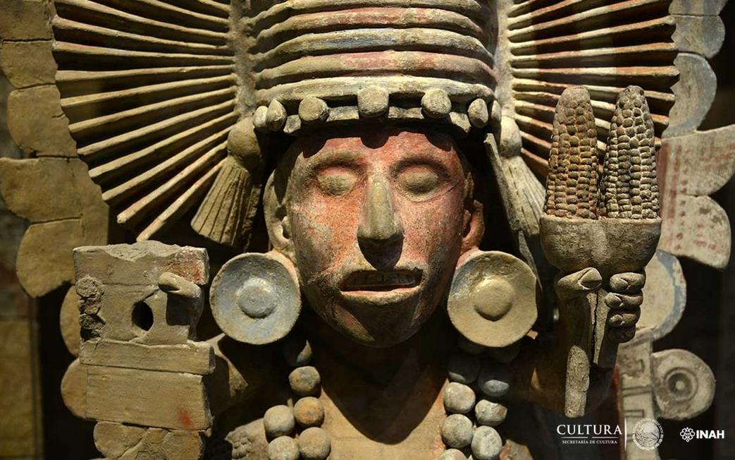Xilonen Diosa Mexica De La Subsistencia Vegetación Fertilidad Y Maíz Tierno Gods And Goddesses Painting Divine Feminine