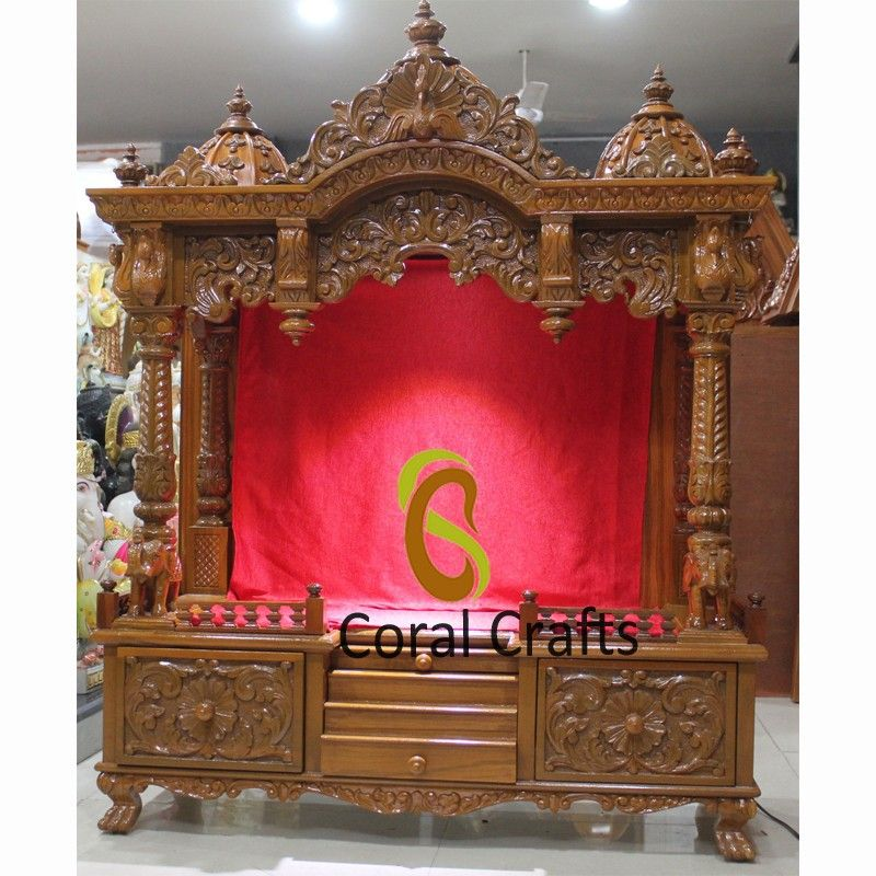 Charmant Image Result For Wooden Temple For Home